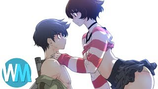 Top 10 Sexiest K-Manga Moments
