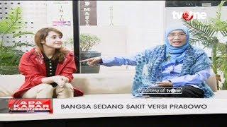 """Tsamara vs Andi Nurpati: """"Bangsa Sedang Sakit Versi Prabowo"""" MP3"""