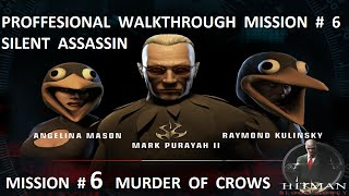 Hitman: Blood Money - Professional Walkthrough - Mission 6 - Murder of Crows (Accidents only)