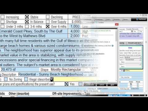 Appraiser Tech Tip: UAD FreeForm Mode in TOTAL
