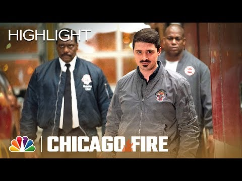The Stowaway - Chicago Fire (Episode Highlight)