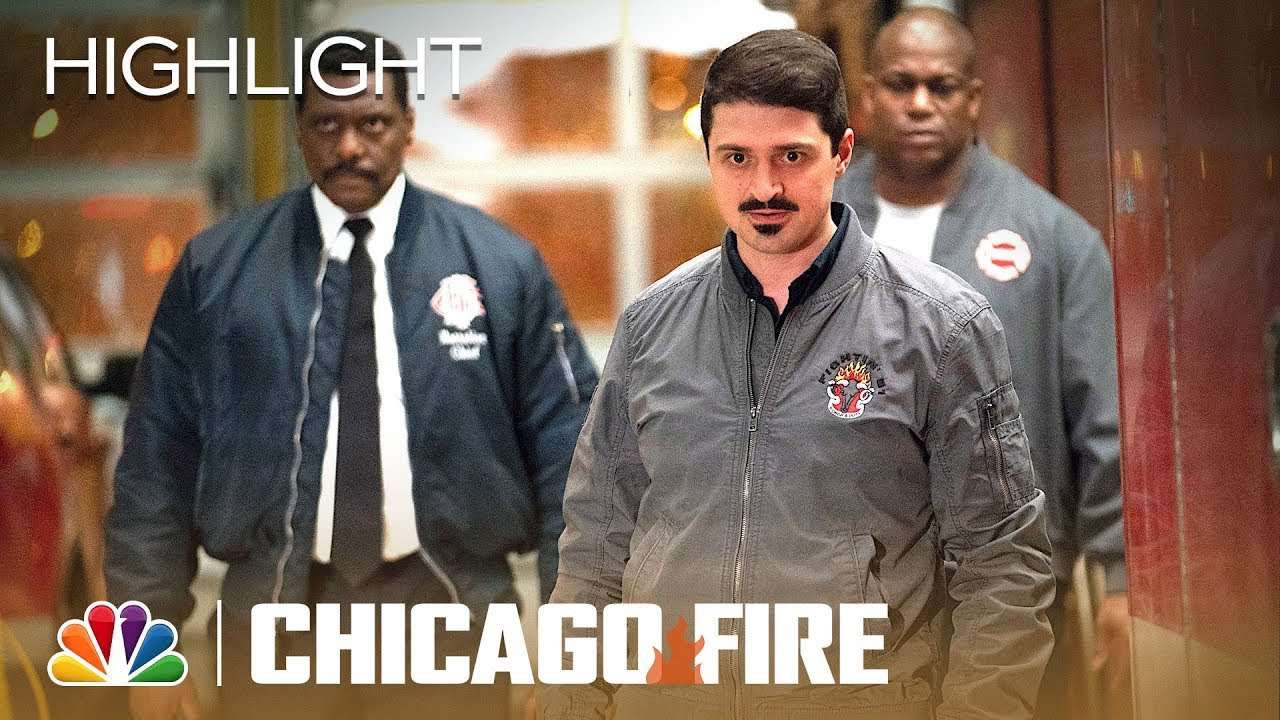 Is Chicago Fire Moving Too Quickly With Dangerous New Character ...