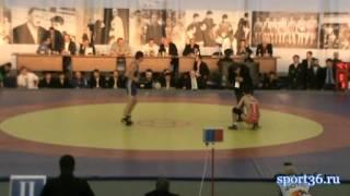 Финал до 46 кг. Гаджиев -  Денильханов