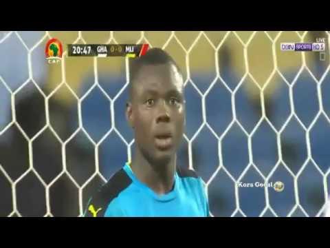 Ghana 0-1 Mali - African U-17 championship FINAL