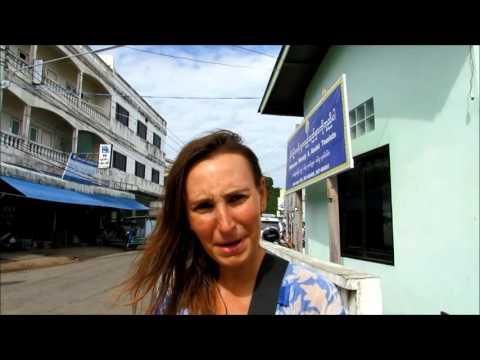 9. part - Ranong and Burma border for Visa run -Thailand