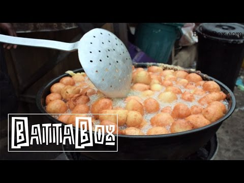 How To Make The Best  Lagos Street Food - Puff Puff