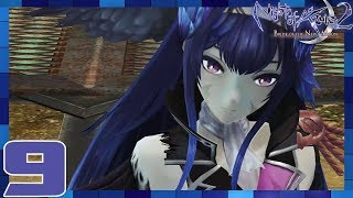 Nights of Azure 2: Bride of the New Moon - English Walkthrough Part 9 Chapter 4 Boss Muveil