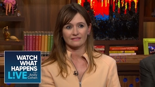 Emily Mortimer Rates Ryan Gosling