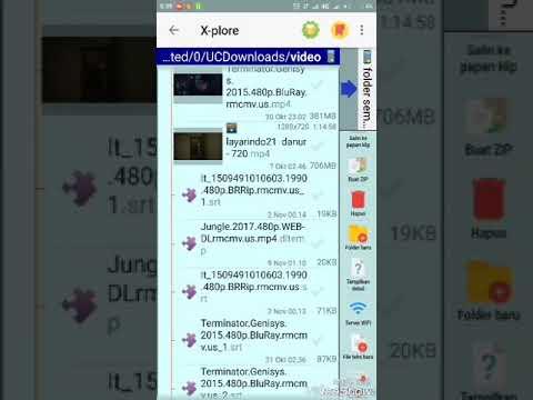 cara melanjutkan download video yang terputus di uc browser