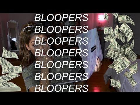 Online Shopping While High [BLOOPERS] | Andrea Russett