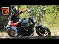 2016 Ducati Scrambler Sixty2 First Test Review Video | Riders Domain