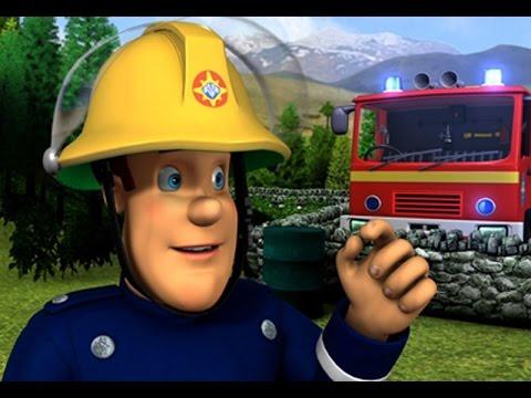Sam le pompier francais compilation dessin anim complet francais 2 youtube - Sam le pompier dessin anime en francais ...