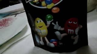 Как выглядит упаковка M&Ms c молочным шоколадом