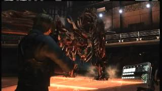 Resident Evil 6- So what happens after the helicopter crash?