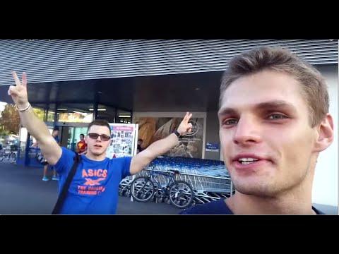 Radki vlogują (Przeprowadzka do Wrocławia, trening na fitness world) [Być jak Herkules]