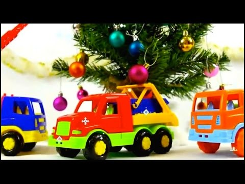 tree search bouncy toy trucks christmas toys videos for kids toy trucks stories for. Black Bedroom Furniture Sets. Home Design Ideas