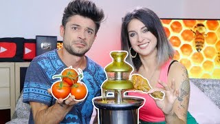 HONEY FONDUE CHALLENGE