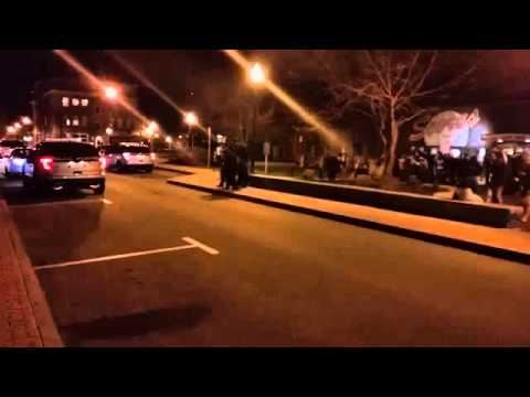 Drunk Arrested for Trespassing and Disorderly