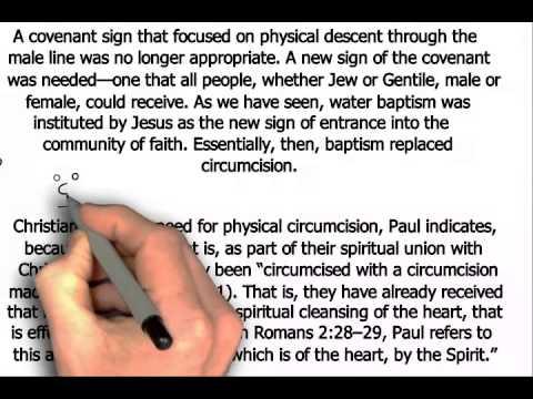 Baptism Just A Symbol Protestant Catholic Youtube