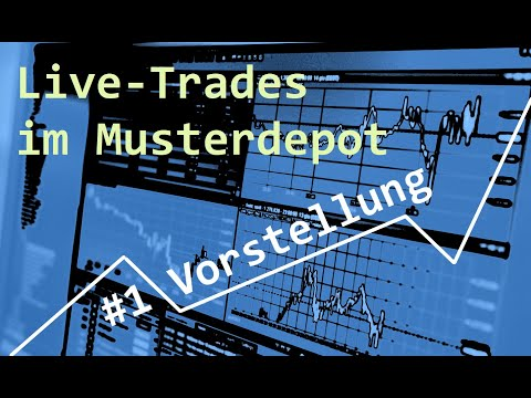Live-Trades im Musterdepot
