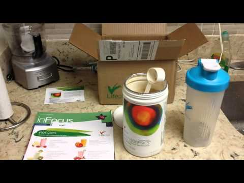 Daily Biobasics: Gluten Free Nutritional Supplement Drink from Life Plus