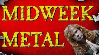 Midweek Metal Episode 60 - Eddie Clarke, Observation Decks & Cutting off Zakk Wylde's Legs