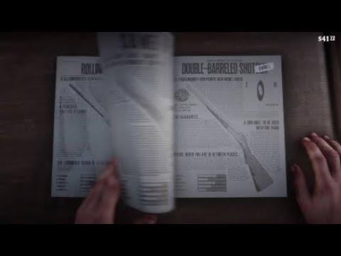 Red Dead Redemption 2 Reward From Honor Mission Robbing Valentine