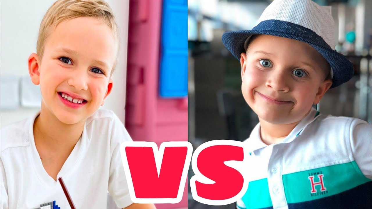 Download Kids Roma Show vs Vlad and Niki | Comparing Annual Income, Age, Hobbies, Height & More | FK TV