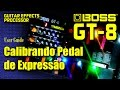Download Boss GT8 Calibrar Pedal de Expressão MP3 song and Music Video