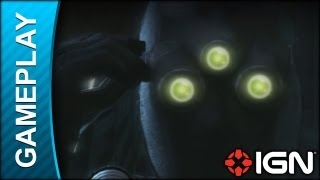 Splinter Cell: Double Agent - Mission 1: Iceland - Gameplay