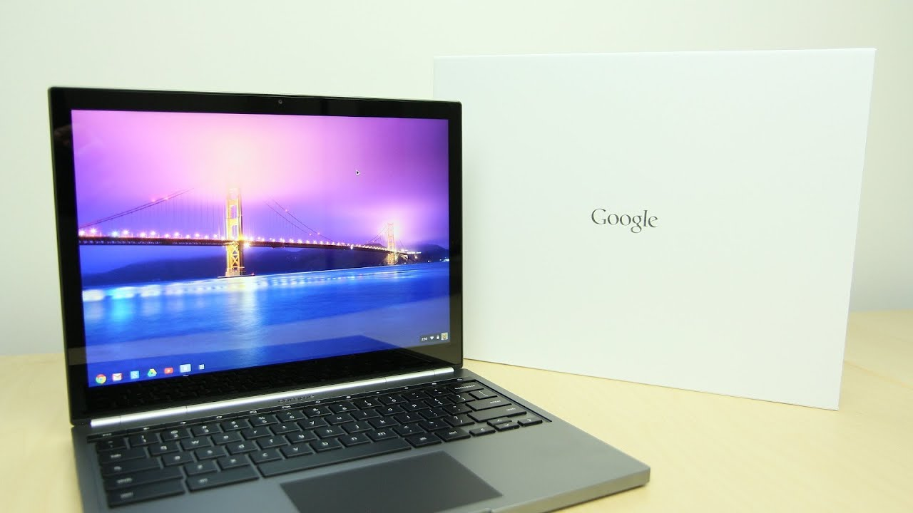 Chromebook Pixel Unboxing (Google) - YouTube