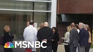 Officials: Attack At Ohio State University Appears To Be Planned | Andrea Mitchell | MSNBC