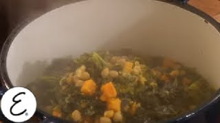 Kale And Chickpea Stew - Emeril Lagasse
