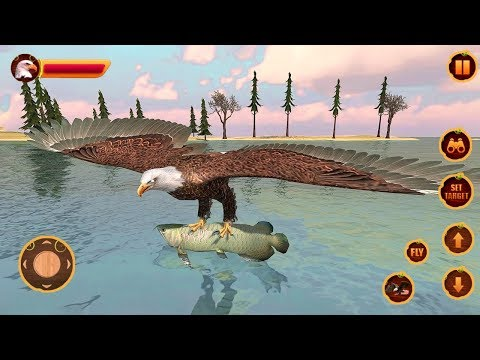 Furious Eagle Family Simulator (by Tap 2 Sim) Android Gameplay [HD]