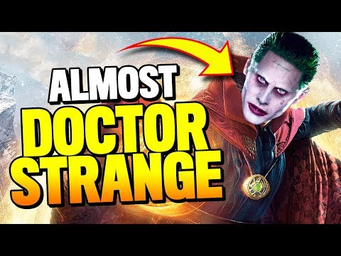 10 Actors Who Were Almost Marvel's DOCTOR STRANGE