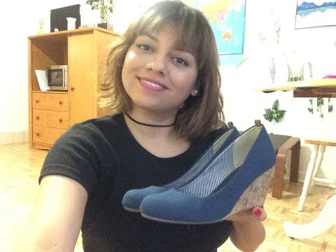 ASMR Shoe Collection , Show And Tell