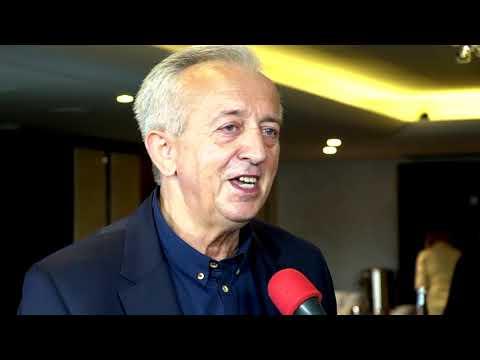 Prezes Zarządu ZPP I kadencji Antoni Jankowski podczas XXV Zgromadzenia Ogólnego ZPP
