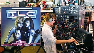 TLC No Scrubs - Live Electronic Cover / Remix
