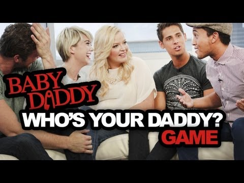 'Who's Your Daddy?' with 'Baby Daddy' Cast - Chelsea Kane, Derek Theler, Tahj Mowry