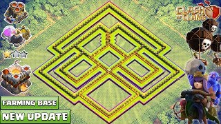 New Town Hall 11 Farming Base 2018 | TH11 Base 2018 Anti Lavaloon – Clash of Clans 2018