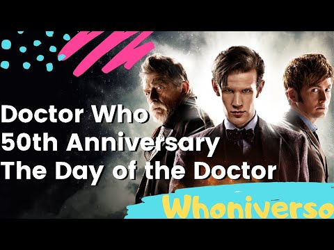 Watch Online And Download Doctor Who 7x14 The Day Of The Doctor 50th Anniversary Special