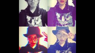 me #buckethat #glasses #adidas #movie #hairstyle #일상 #동영상 @aig...
