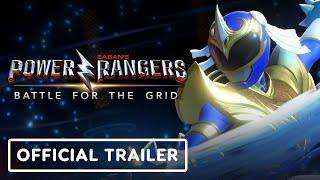 Power Rangers: Battle for the Grid - Trailer di gioco ufficiale di Chun-Li