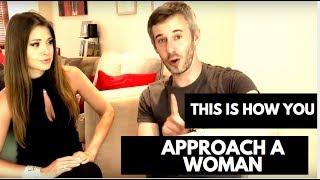 How To Approach Girls (5 ways that work every time!)