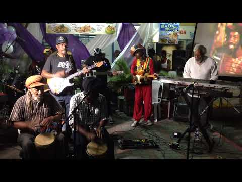 TRIBUTE TO JACKIE MITTOO 29/3 2016 KINGSTON JAMAICA