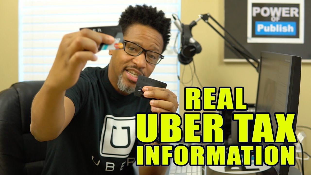 Uber Taxes  Income, Filing, Deductions And Documents