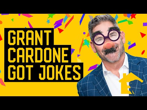 Grant Cardone's Bankruptcy - a Joke!