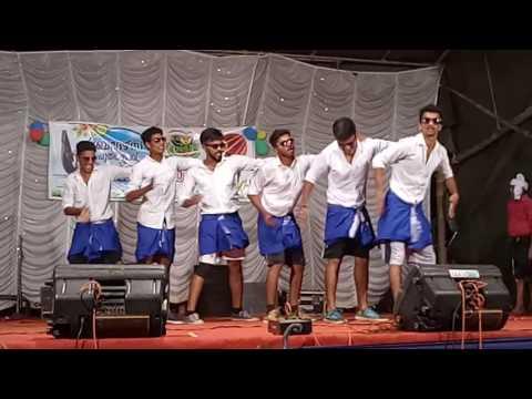 Superb dance Brothers puthiyankav onam celebration