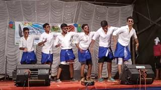Superb dance Brothers puthiyankav onam celebration