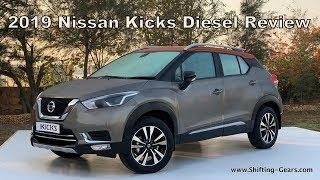 2019 Nissan Kicks Drive Review - Better than Hyundai Creta? (Hindi + English)